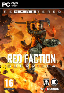 Red Faction: Guerilla Re-Mars-Tered PC