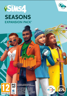 The Sims 4 Seasons PC