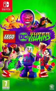 LEGO DC Super-Villains Nintendo Switch