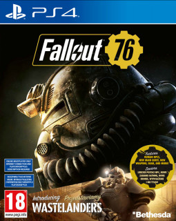 Fallout 76 (használt) PS4