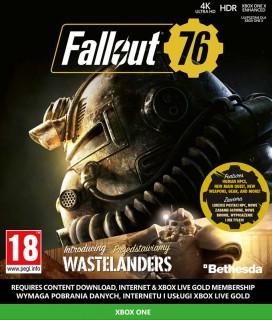 Fallout 76 (használt) Xbox One