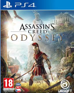 Assassin's Creed Odyssey (használt) PS4