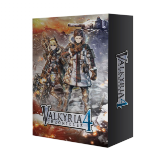 Valkyria Chronicles 4 Memoirs from Battle Premium Edition Nintendo Switch