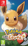 Pokémon Let's Go Eevee (használt)