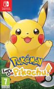 Pokémon Let's Go Pikachu (használt)