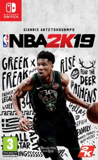 NBA 2K19 (használt) Nintendo Switch