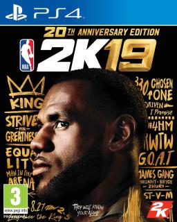NBA 2K19 20th Anniversary Edition PS4