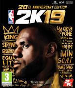 NBA 2K19 20th Anniversary Edition XBOX ONE