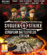 Sudden Strike 4 European Battlefield Edition