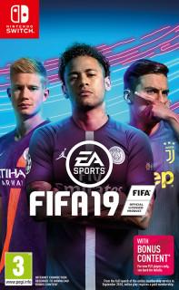 FIFA 19 (használt) Nintendo Switch