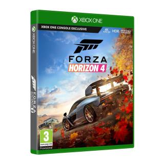 Forza Horizon 4 (Magyar felirattal) (használt) Xbox One