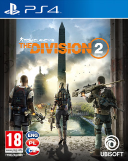 Tom Clancy's The Division 2 (használt) PS4