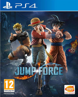 Jump Force (használt) PS4