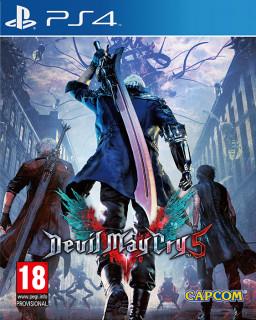 Devil May Cry 5 (használt) PS4