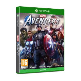 Marvel's Avengers (használt)