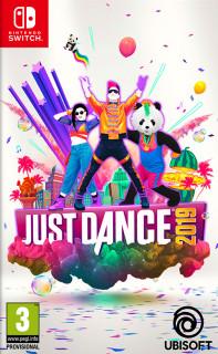 Just Dance 2019 (használt) Nintendo Switch
