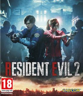 Resident Evil 2 (Remake) (használt) Xbox One