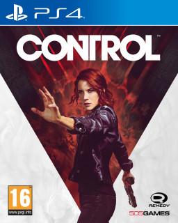 Control (használt) PS4