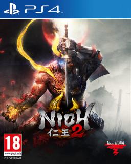 Nioh 2 (használt) PS4