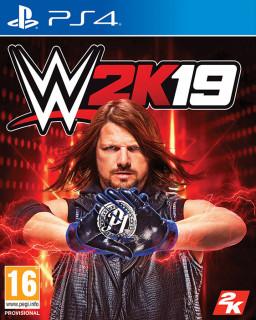 WWE 2K19 Steelbook Edition PS4