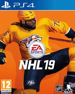 NHL 19 (használt) PS4