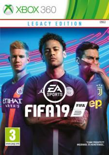 FIFA 19 Legacy Edition (használt) Xbox 360