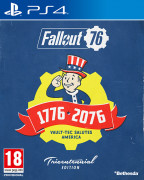 Fallout 76 Tricentennial Edition PS4