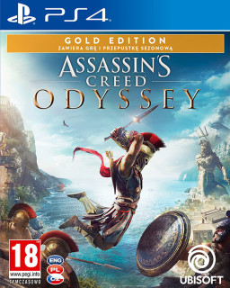 Assassin's Creed Odyssey Gold Edition PS4