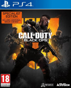 Call of Duty Black Ops IIII (4) Specialist Edition PS4