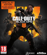 Call of Duty Black Ops IIII (4) Specialist Edition XBOX ONE