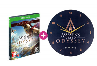 Assassin's Creed Odyssey Omega Edition + falióra XBOX ONE