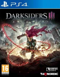 Darksiders III (3) (használt) PS4