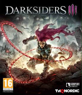 Darksiders III (3) (használt) Xbox One