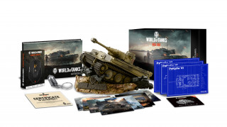 World of Tanks Roll Out Collector's Edition Több platform