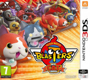 YO-KAI WATCH Blasters Red Cat Corps 3DS