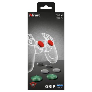 Trust 20814 Kopásgátló sapka PlayStation 4 kontrollerhez (8 db) PS4