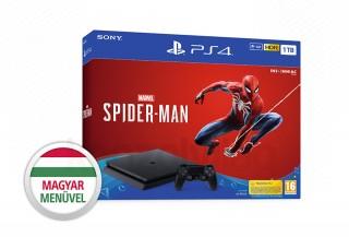 PlayStation 4 (PS4) Slim 1TB + Spider-Man