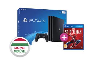 PlayStation 4 Pro (PS4) 1TB + Spider-Man