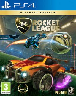 Rocket League Ultimate Edition (használt) PS4