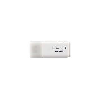 Toshiba U202 HAYABUSA 64GB USB 2.0 pendrive (fehér) PC