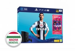 PlayStation 4 Pro (PS4) 1TB + FIFA 19