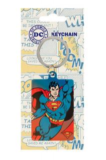 DC Comics - Fém kulcstartó - Superman (6 cm)