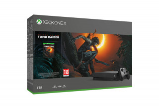 Xbox One X 1TB + Shadow of the Tomb Raider XBOX ONE