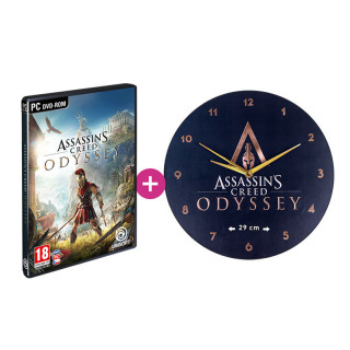 Assassin's Creed Odyssey + falióra PC