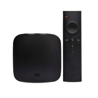Xiaomi Mi Box Black 3 4K SMART Mobil