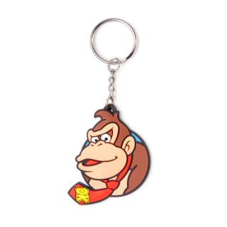Nintendo - Kulcstartó - Donkey Kong (6 cm)