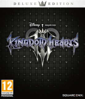 Kingdom Hearts III (3) Deluxe Edition Xbox One
