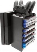 VENOM VS2736 nabíjací stojan s držiakom na hry (PS4) PS4