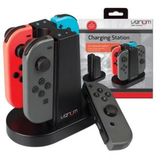 VENOM VS4796 Charging Station Nintendo Switch Joy-Con kontrollerhez Nintendo Switch