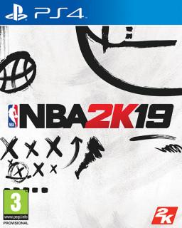 NBA 2K19 (használt) PS4